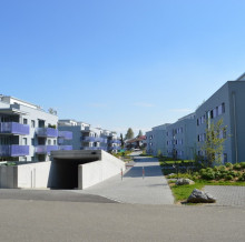 MFH - Wohnüberbauung
